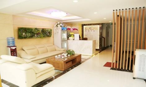 Hình ảnh thực tế 15 phòng khách sạn Sakura Trung Sơn Bình Chánh