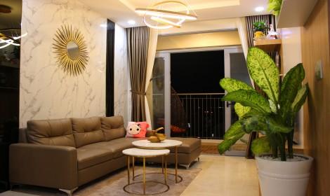 Hình ảnh thực tế căn hộ Opal Garden