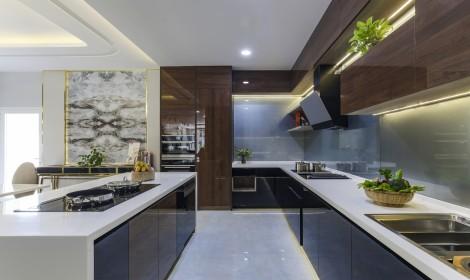 Hình ảnh thực tế tủ bếp Sala