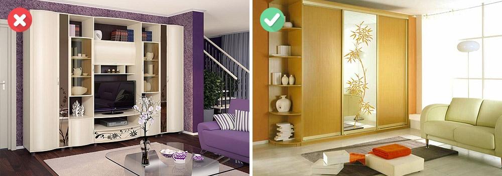 mẹo bố trí nội thất trong nhà
