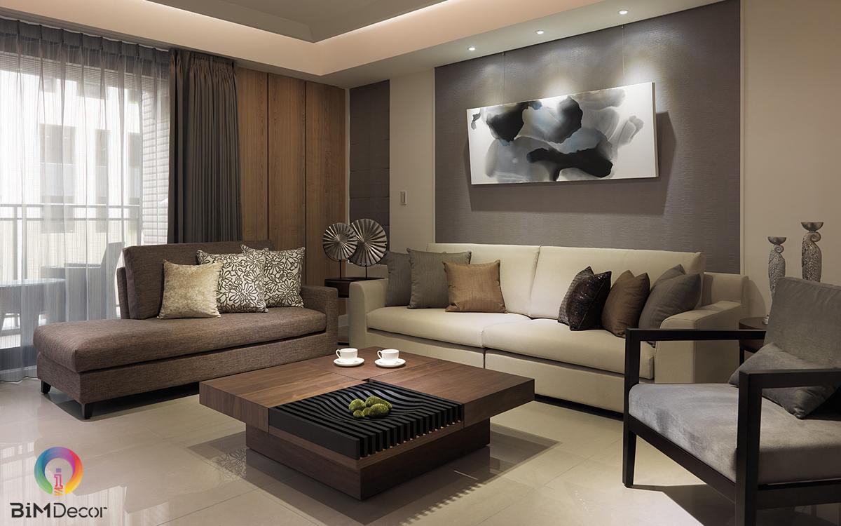 Mẫu nội thất hiện đại - MS005