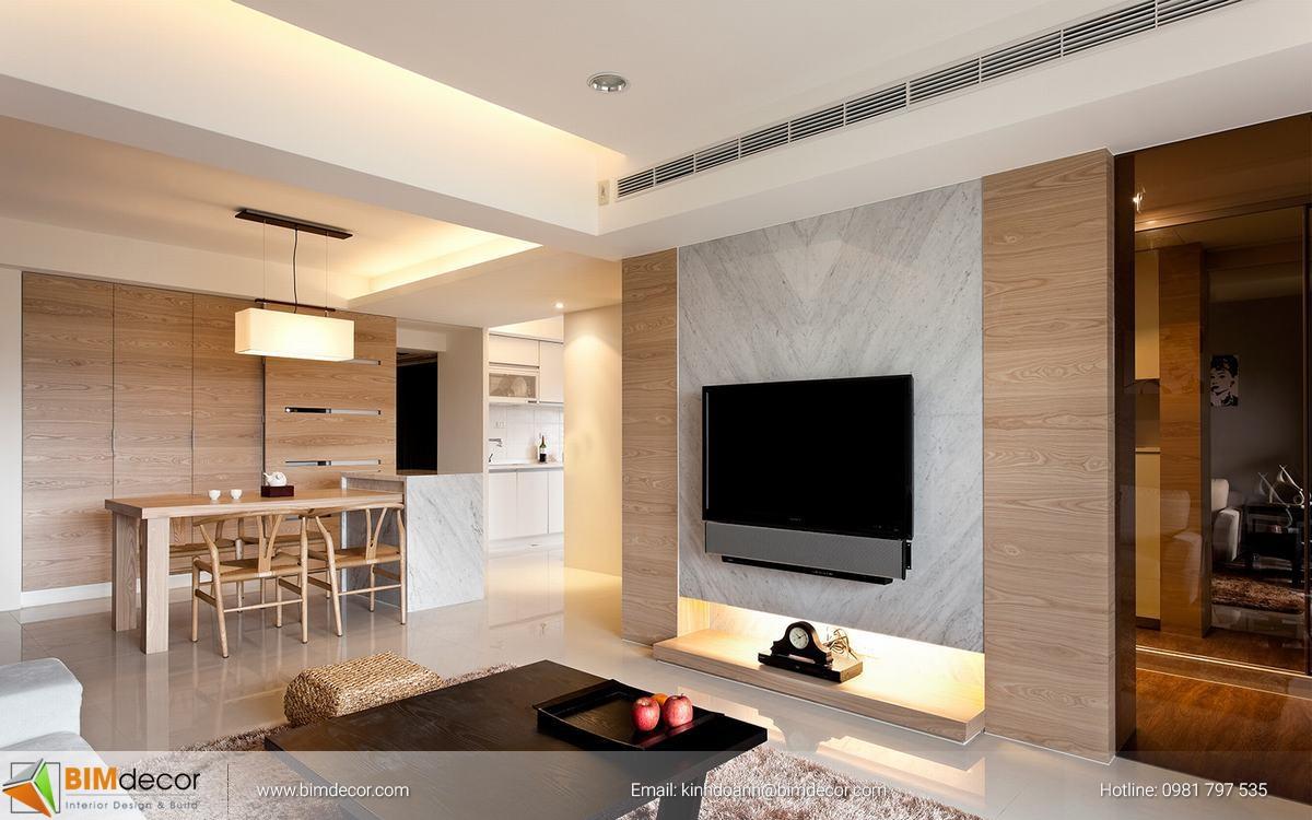 Mẫu phòng khách đẹp 015