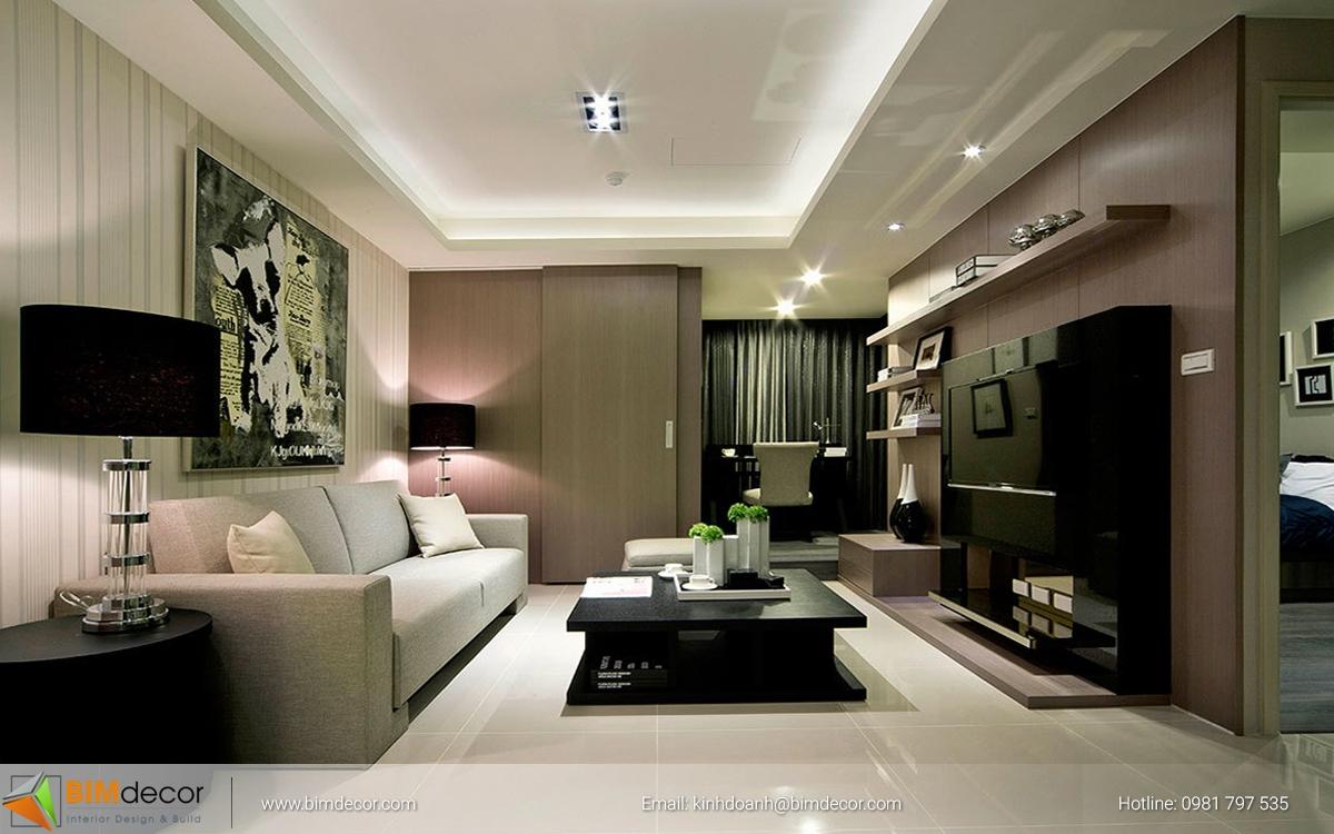 Mẫu phòng khách đẹp 025