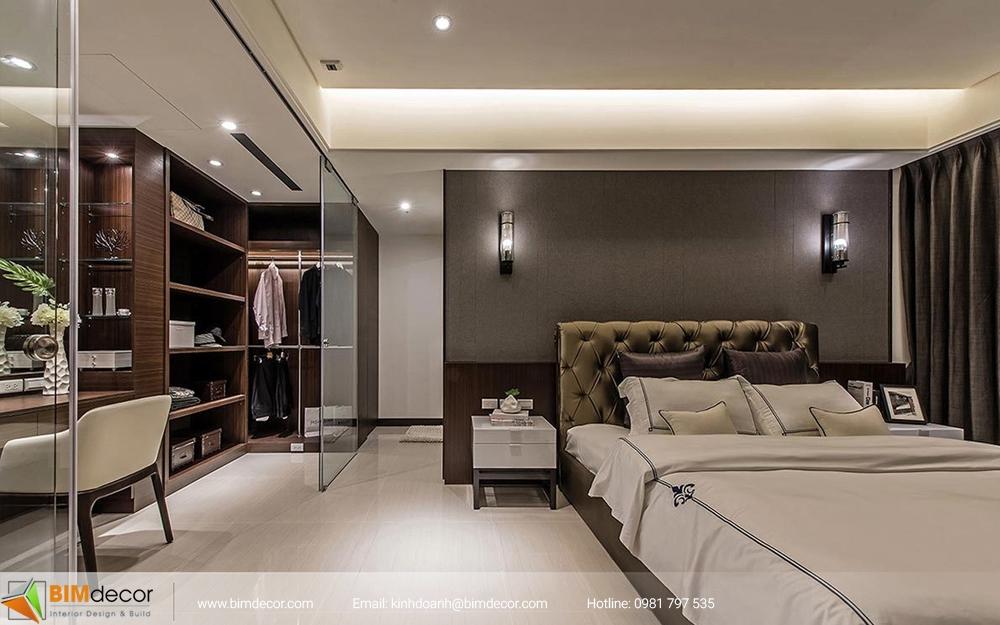 Mẫu phòng ngủ đẹp 003