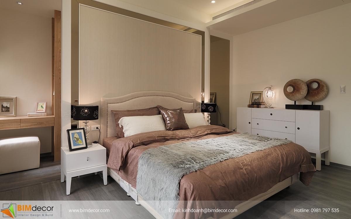 Mẫu phòng ngủ đẹp 005
