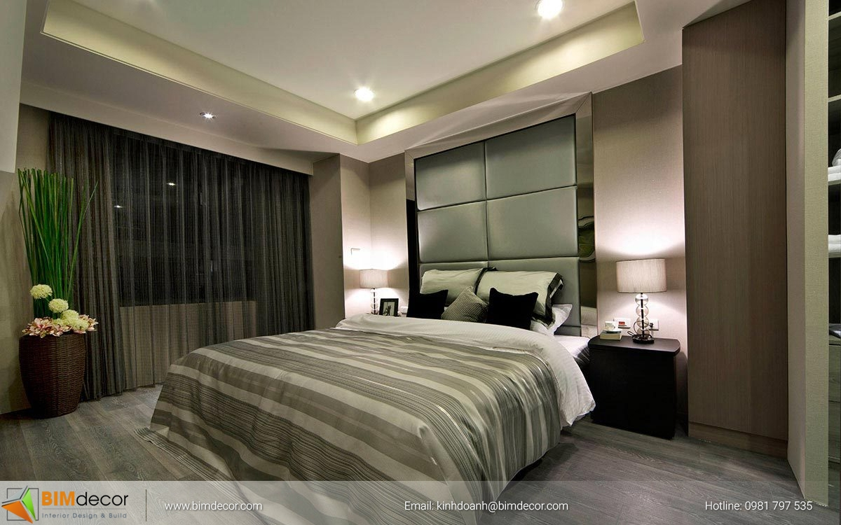 Mẫu phòng ngủ đẹp 015