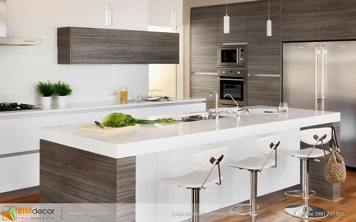 Mẫu tủ bếp đẹp 011