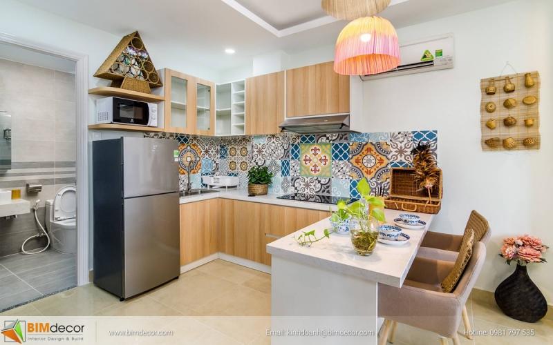 Dự án 20 căn hộ studio Helen Apartment