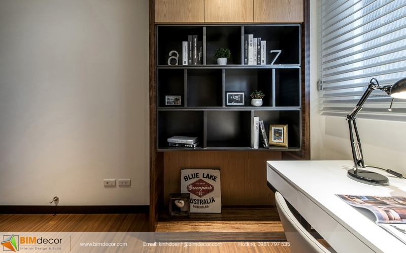 Mẫu nội thất hiện đại - MS001