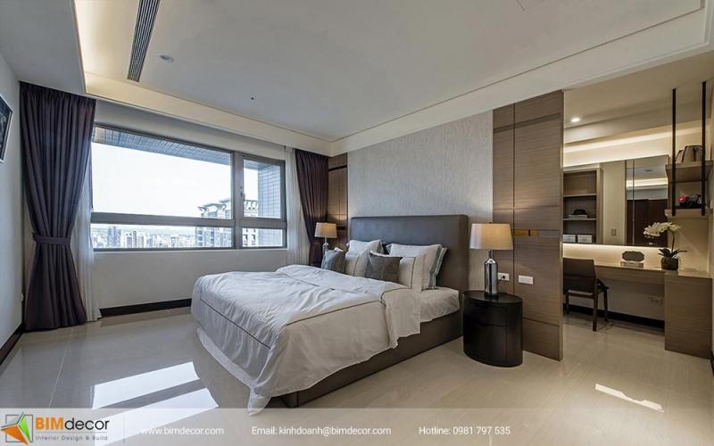 Mẫu nội thất hiện đại - MS003