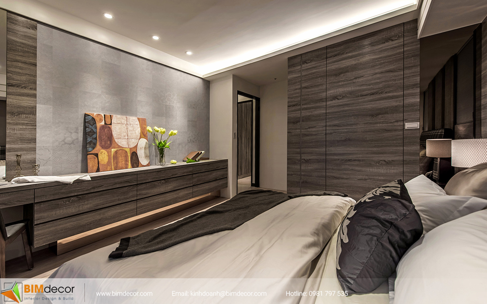 Mẫu nội thất hiện đại - MS004