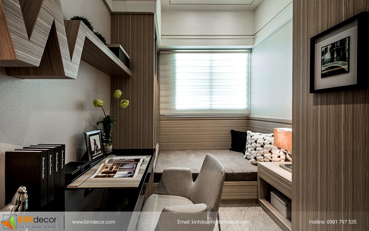 Mẫu nội thất hiện đại - MS006