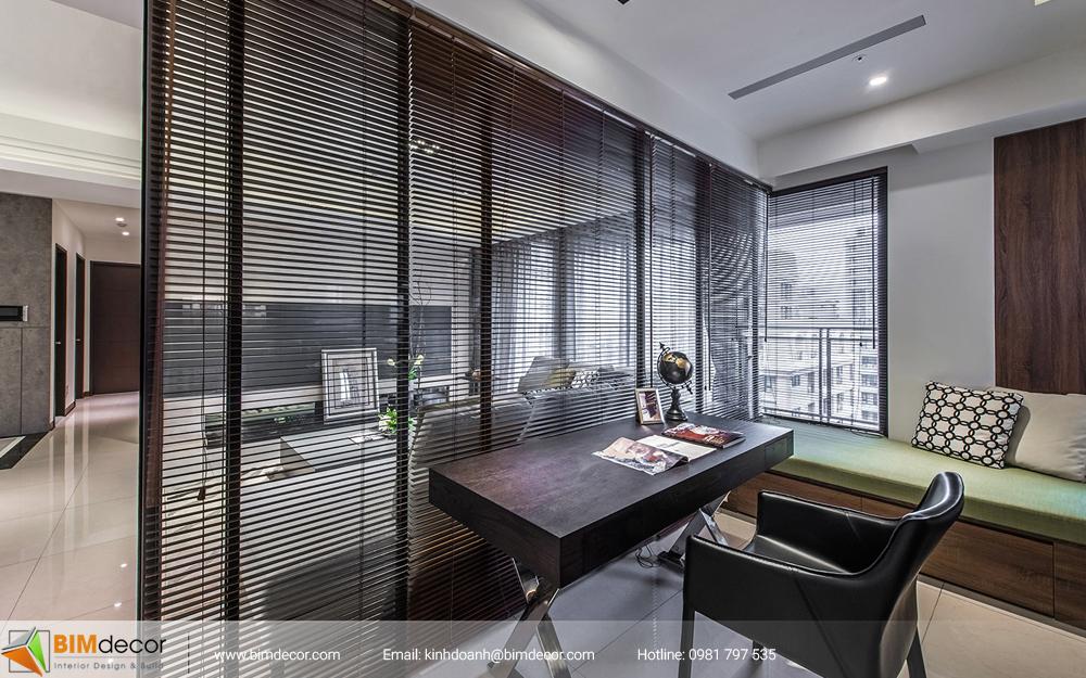 Mẫu nội thất hiện đại - MS002